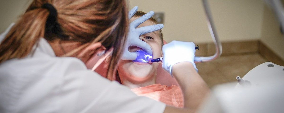 Reklama gabinetu dentystycznego